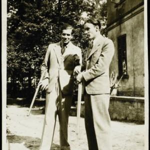 Andrzej Sierakowski i Lew Sapieha